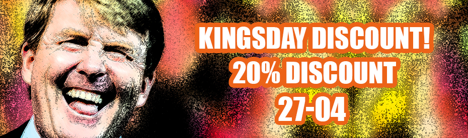 Kingsday Discount