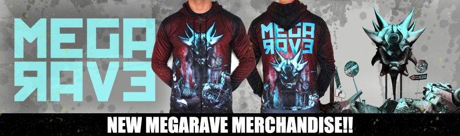 Megarave Trainingsjack
