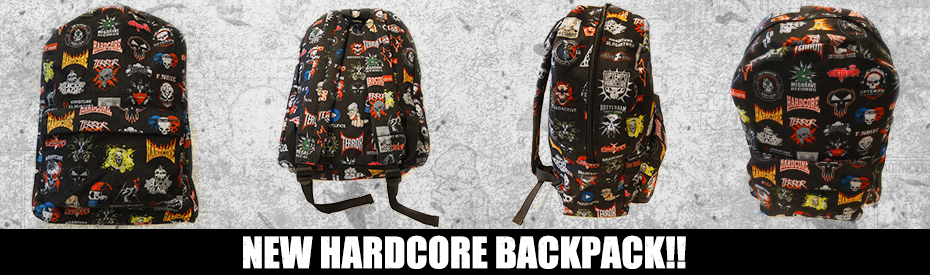 Hardcore Back Pack