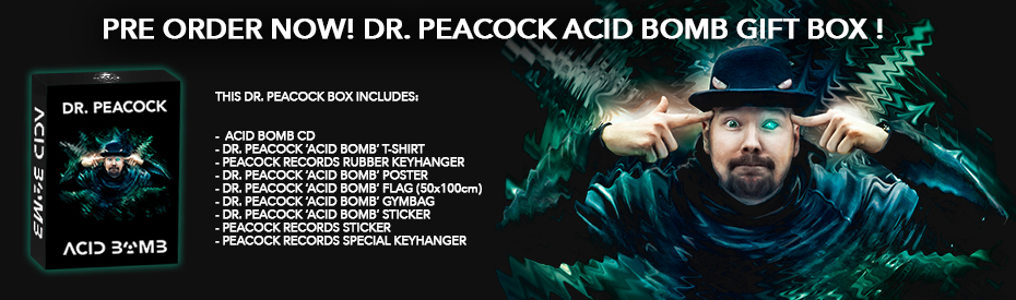 Dr. Peacock Gift Box