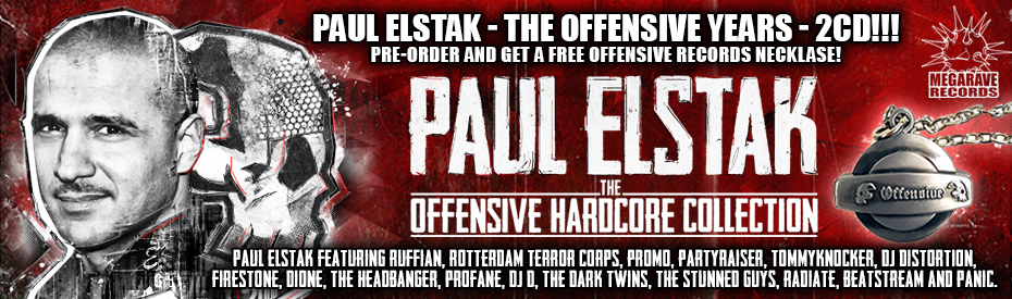 Paul Elstak - 2CD - Off