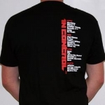 In Qontrol Shortsleeve Black