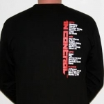 In Qontrol Longsleeve Black
