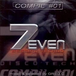 Dj Greg C. - Seven