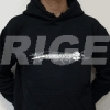 Black Artcore 'Underground' hooded