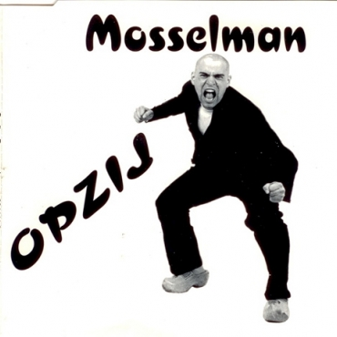 Mosselman - Opzij (maxi single)