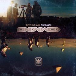 Komakino - Man on Mars (cd single)