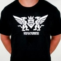 Ground Zero Sth Logo Shortsleeve
