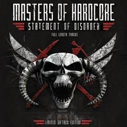 MOH 'Statement Of Disorder' Box CD. Limited edition.