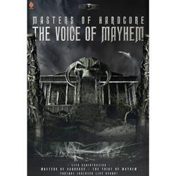 MOH - The voice of mayhem DVD