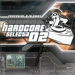 Hardcore Selecta 02 - CD (limited edition)