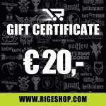 Gift certificate/Voucher 20.-