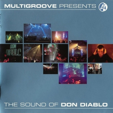 Multigroove - Compiled & Mixed by Don Diablo