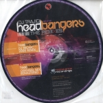 DJ Trajic - Headbangers 'the remixes' (picture disc)