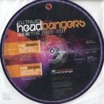 DJ Trajic - Headbangers 'the remixes' (picture disc)