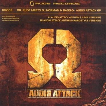 Dr. Rude meets DJ Norman - Audio attack !!! SUPER OFFER !!!
