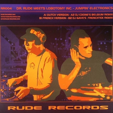 Dr. Rude & Lobotomy Inc. - Jumpin' electronics !! SUPER OFFER !!