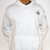 Neophyte Records 09 hooded white