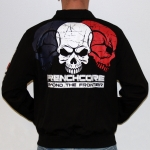 Frenchcore Harrington Jacket black