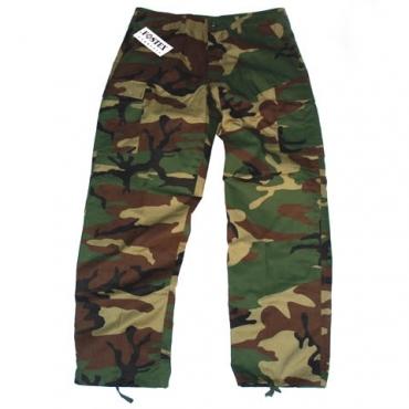 Army Pants Woodland