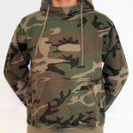 Army Hooded Woodland