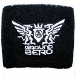 Ground Zero Wristband Black twice!!
