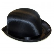 Dr Peacock Hat deluxe Satin