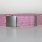 Army Belt Pink