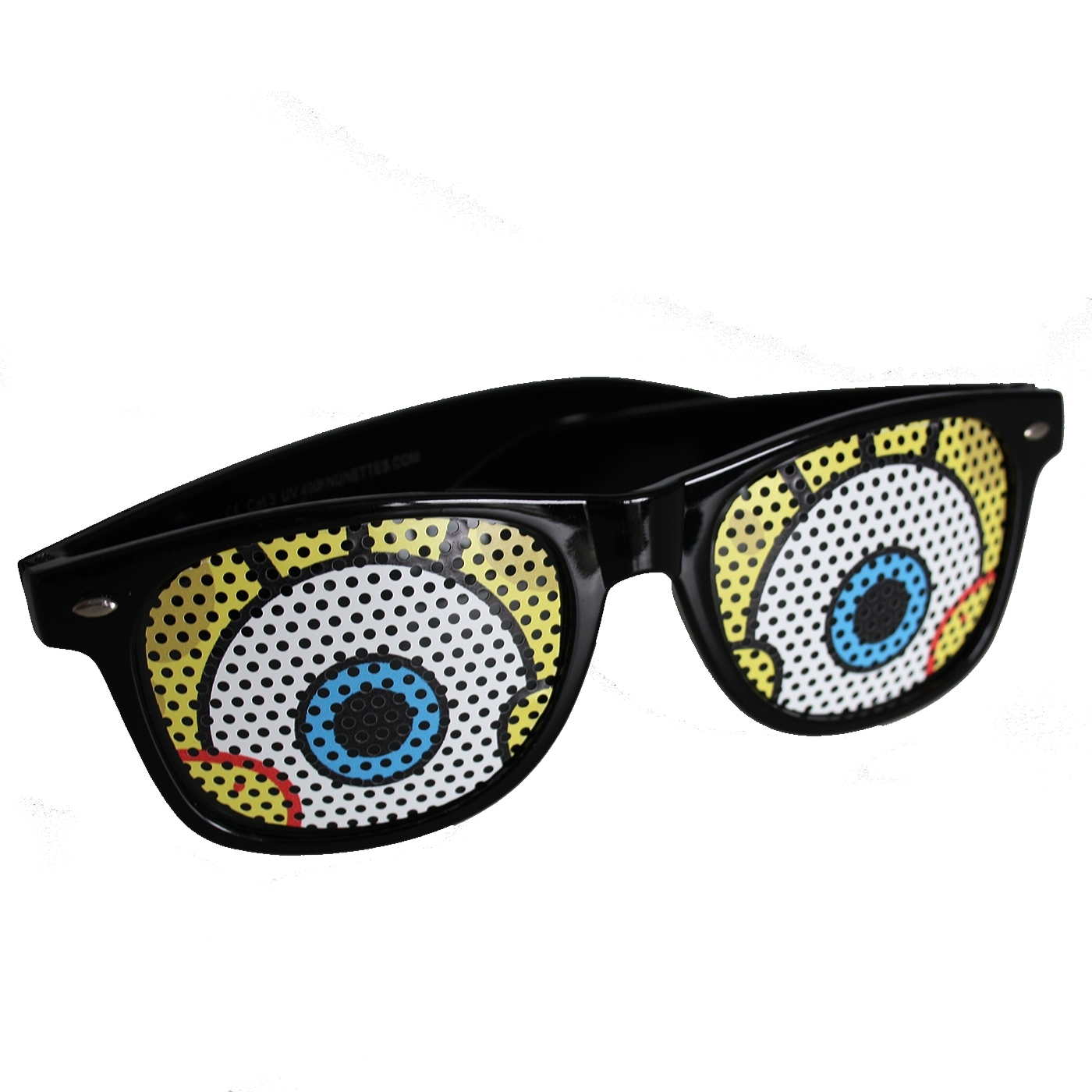 Nunettes Spongebob High Glasses Nunspongehigh