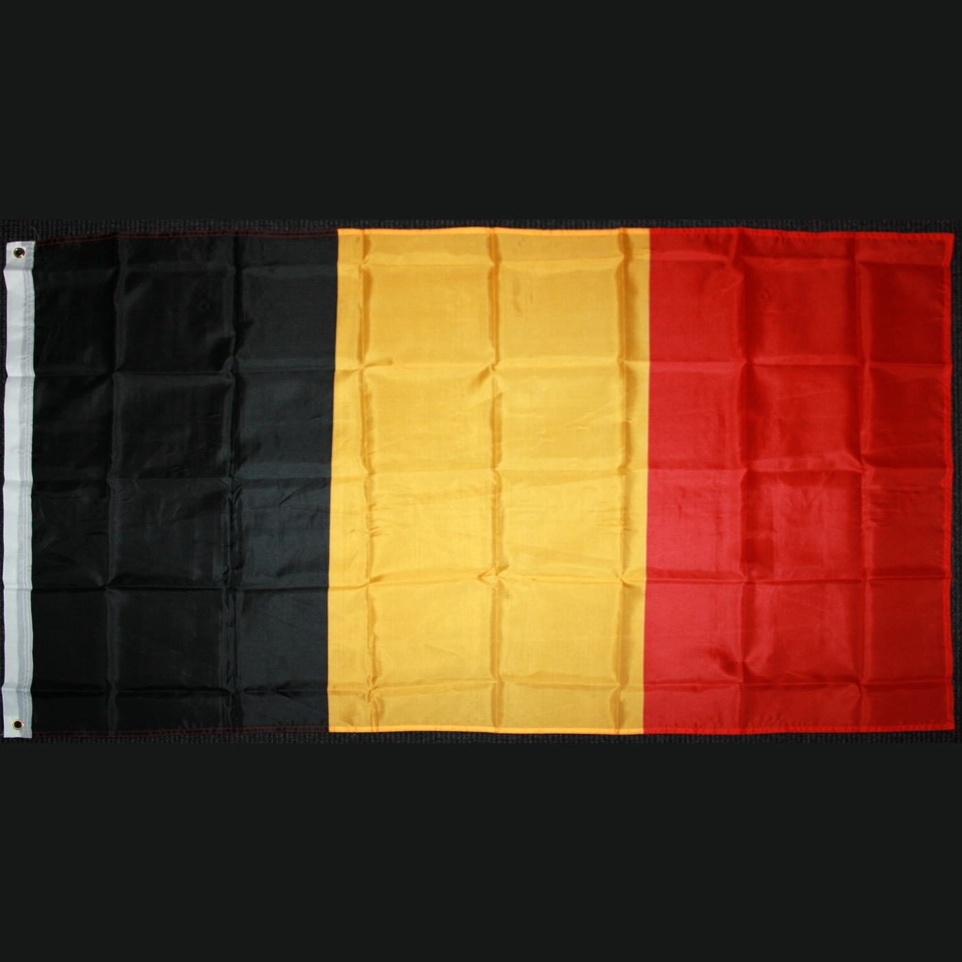 The National Flag Of Belgium Belgiumflag Flag Rigeshop