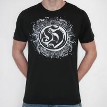 Hooligan 'Unchained' Black T-Shirt