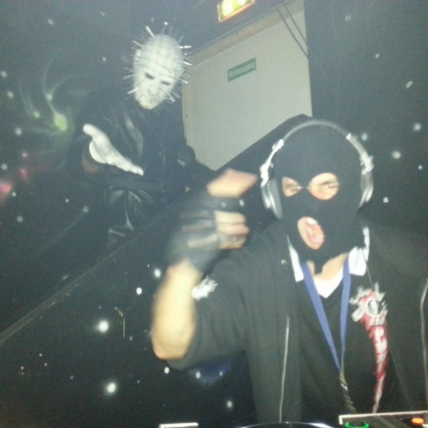 Ski Mask Terror Style Bivakmuts Cap Rigeshop