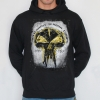 RTC 20 Years Hooded Black Yellow print