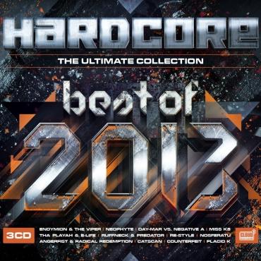 Hardcore Best Of 2013 3 cd