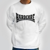 Hardcore 09 white Sweater stitched