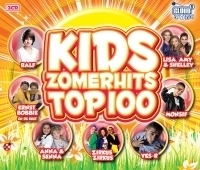 Kids Zomer Hits Top 100 (3CD)