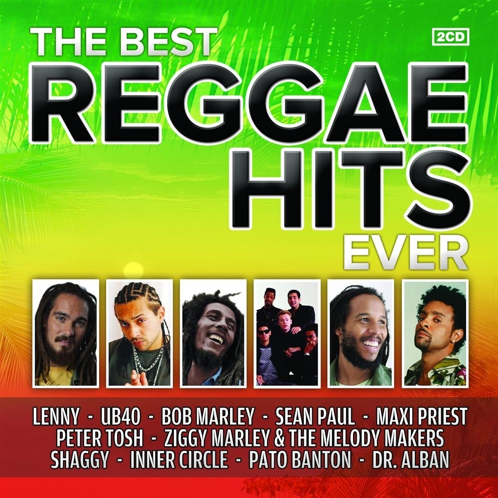 The best reggae hits ever 2cd cldm2011045 cd rigeshop for The best house music ever