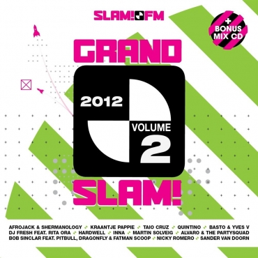 Grand Slam! 2012 vol 2 (2CD)
