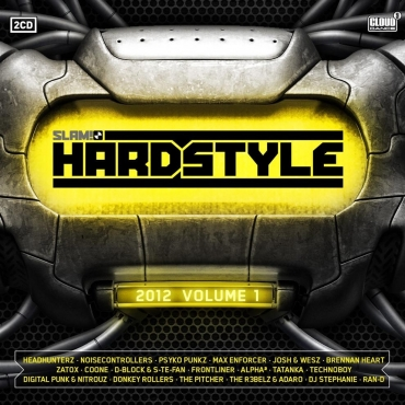 Slam! Hardstyle (2CD)