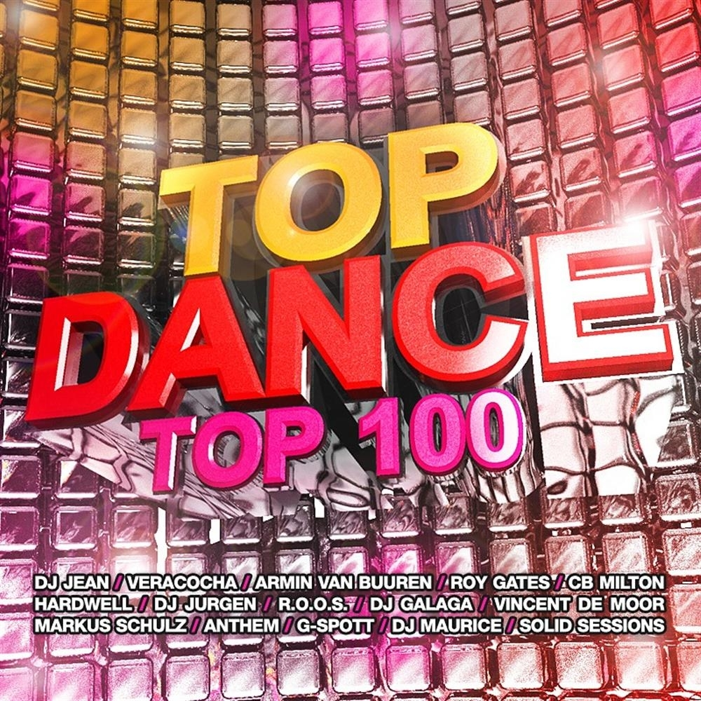 Top Dance Top 100 (2CD) (CLDM2012119) CD