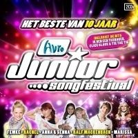 Het Beste Van 10 Jaar Junior Songfestival 2cd