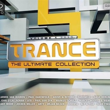 Trance Ultimate Collection 2013 vol 1 (2CD)