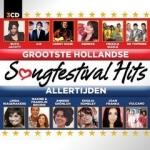 Grootste Hollandse Songfestival Hits Allertijden (3CD)