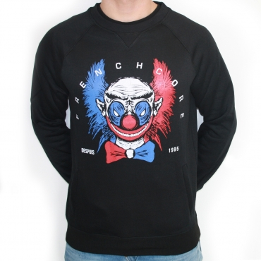 100% Hardcore Frenchcore Sweater Clochar