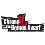 Chrono & The Demondwarf sticker big Tran