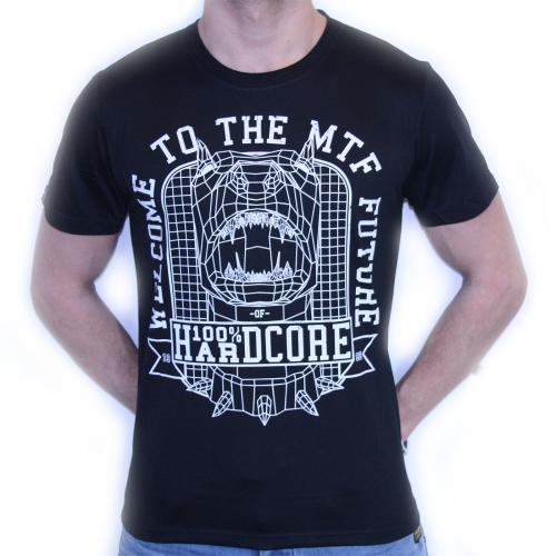 Welcome To The Future T Shirt 305130050 Shortsleeve