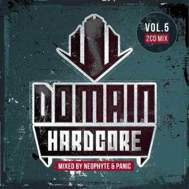 Domain Hardcore Vol 5 mixed by panic &