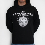 Partyraiser Shield Hooded