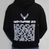 NightMare Rdam 2.0, Hooded XXL