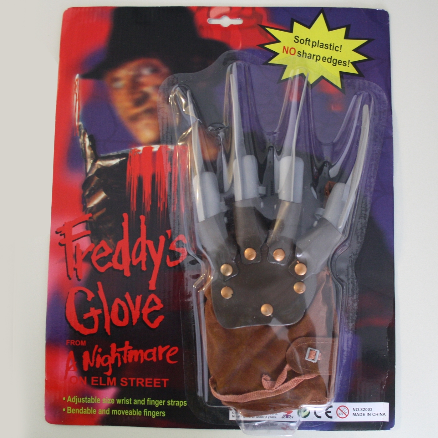 freddy krueger glove how to make